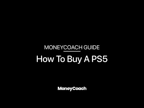 How To Buy A PS5 - MoneyCoach App Guide